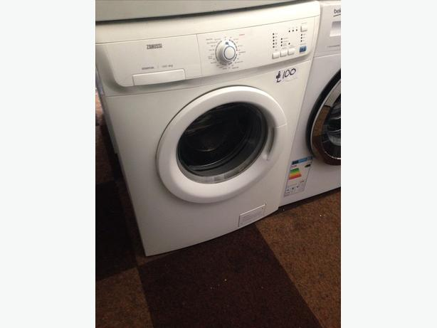 ZANUSSI 6KG WASHING MACHINE002