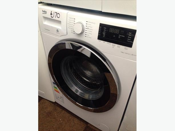 BEKO 1-9KG 1400 SPIN WASHING MACHINE