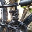 Ducati Graphics Full Suspension Disk Braked Mountain Bike