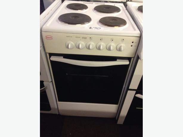 SWAN SINGLE CAVITY 50CM ELECTRIC COOKER