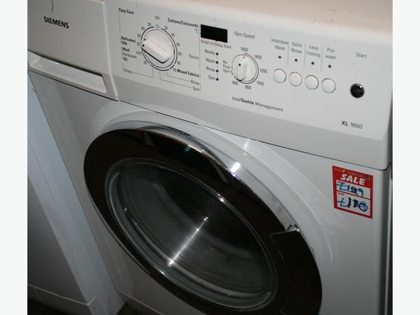 Siemens washing Machine