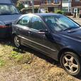 MERC C200 kompressor avantgarde petrol fully loaded