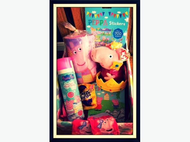 peppa pig gift hamper christnas toy bundle childrens