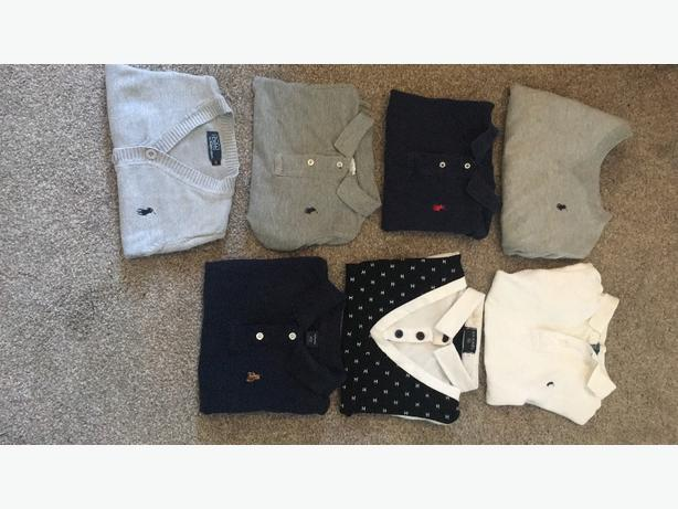 12/18 months boys ralph lauren, chanel & gap bundle