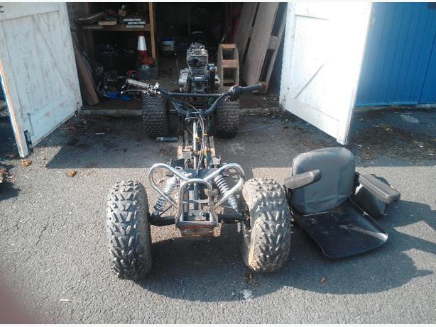 2 project a lem 100cc n 125 off road buggy