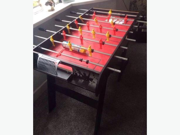 Nice Children's Football Table/ Foosball Table Good Condition Can Deliver