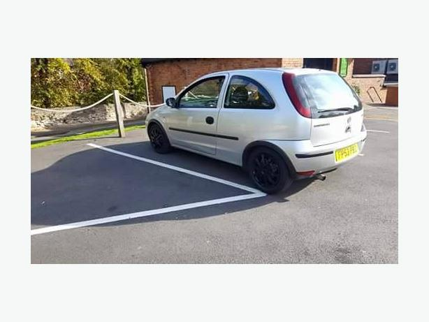 corsa swap or sale