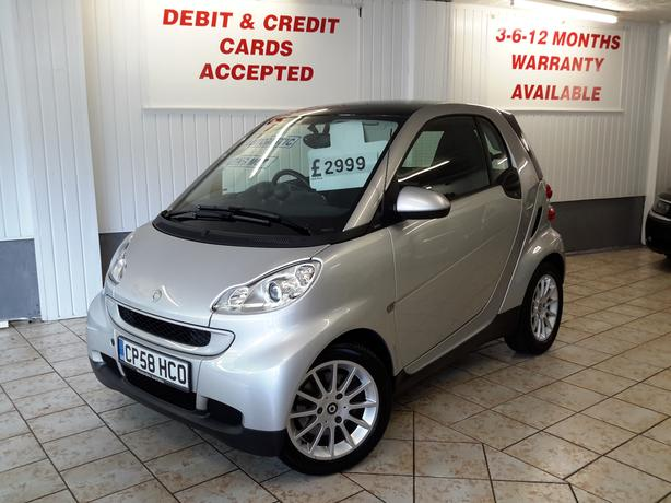 SMART CAR PASSION 1.0 NEW SHAPE AUTOMATIC EXCELLENT CONDITION