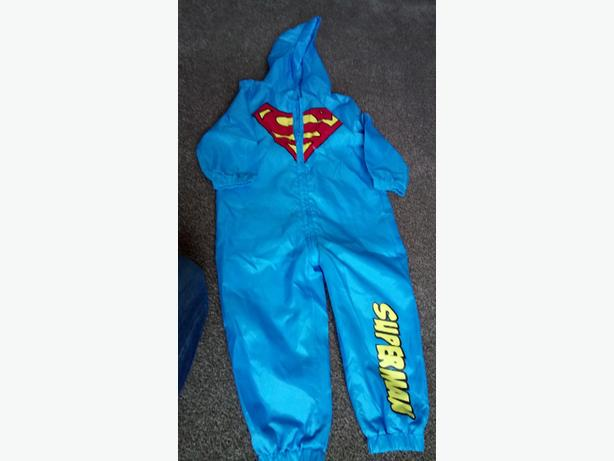 Superman puddle suit 2-3