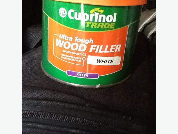 Cuprinol wood filler