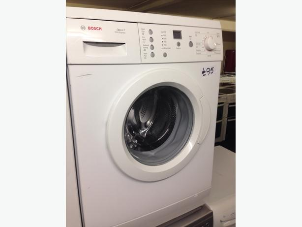 7KG BOSCH EXXCEL WASHING MACHINE