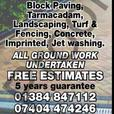 FOR TRADE: steam cleaning and sealing driveways and roofs