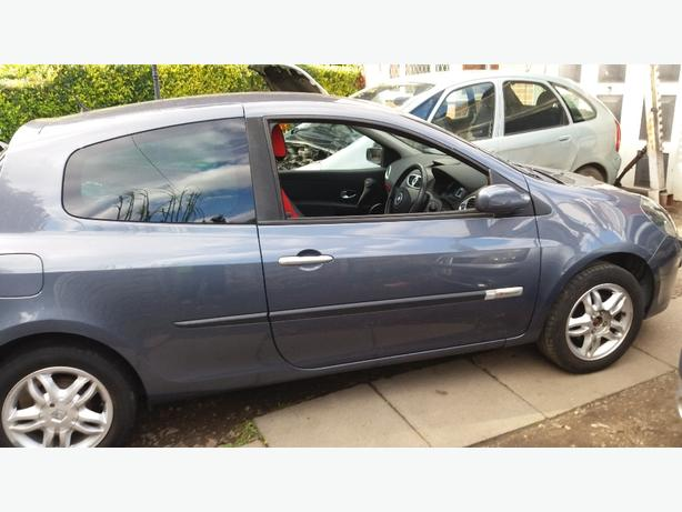 Clio 2006 1.4 16v just engine.