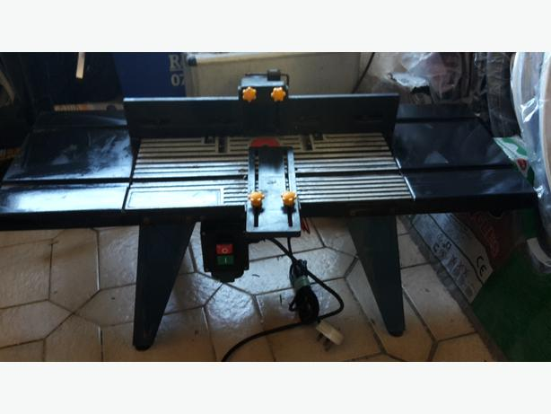 ROUTER TABLE 240V