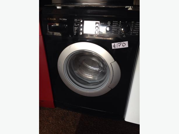 BLACK BOSCH 6KG WASHING MACHINE0