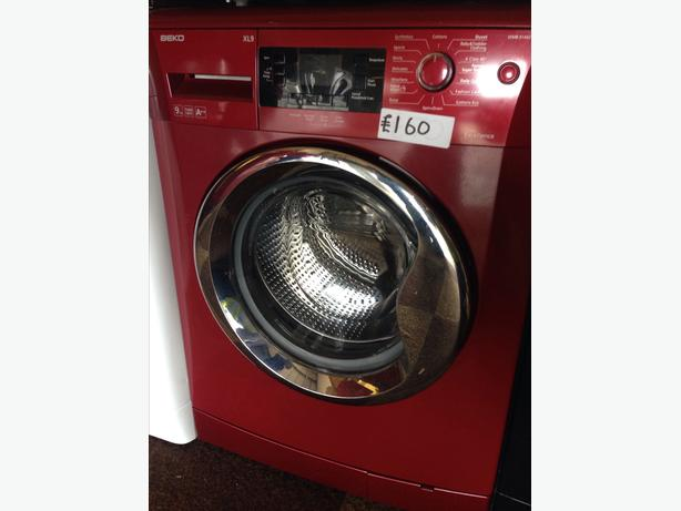 BEKO 9KG LCD DISPLAY WASHING MACHINE