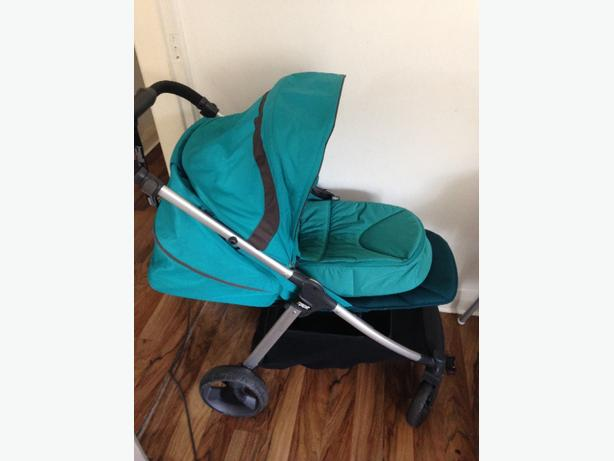 armadillo xt pushchair