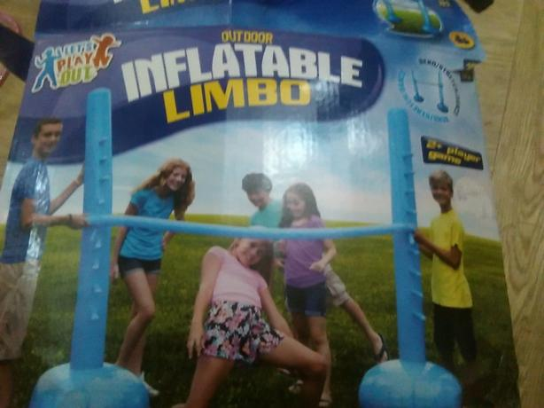 Inflatable Limbo