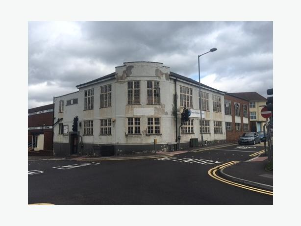 *B.C.H*-Commercial Unit-Caldmore Road, WALSALL