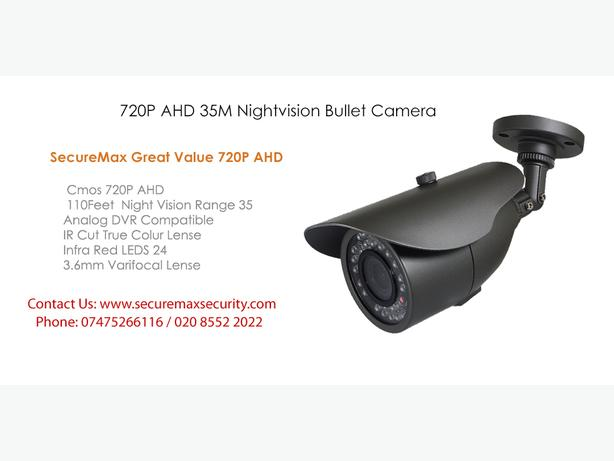 IP Cameras, Dome camera, bullet camera seller in UK