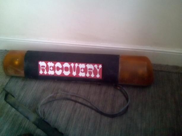 Recovery beacon