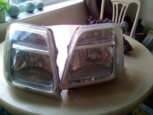 Citron c2 head lights