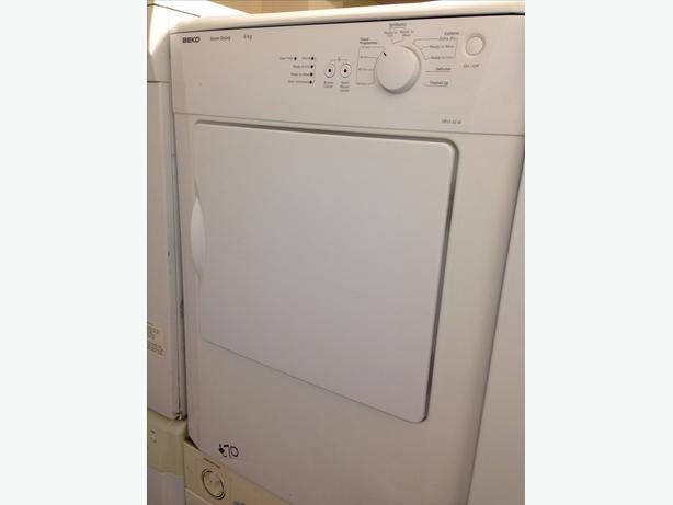 BEKO DRYER 6KG VENTED
