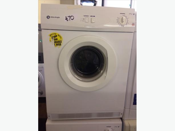 WHITE KNIGHT 6KG VENTED DRYER0