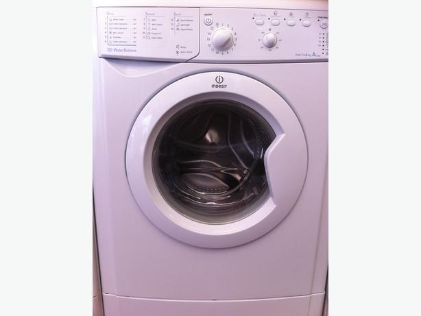 INDESIT WASHING MACHINE WITH WARRANTY