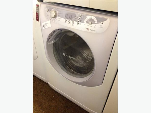 HOTPOINT AQUALTIS 7.5KG WASHING MACHINE