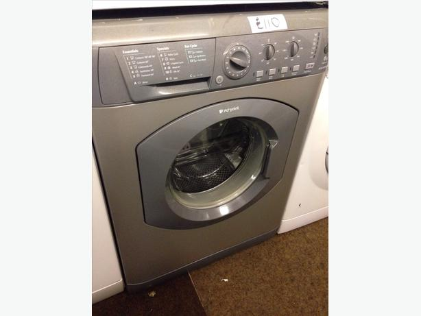 HOTPOINT 6KG WASHING MACHINE02
