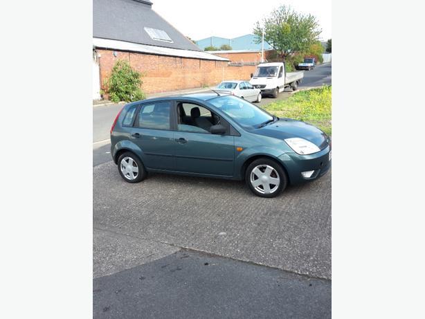Ford fiesta 1.4  £500 ono