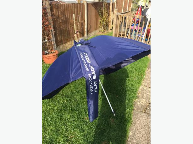 Preston Innovations Flat Back Brolly