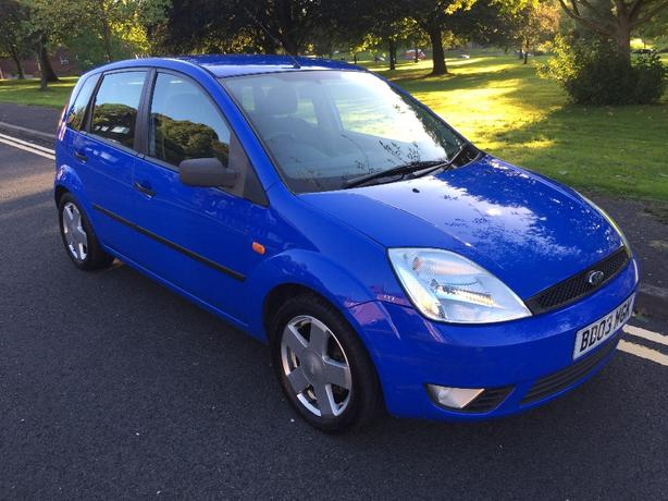 ford fiesta 1.4 tdci 5 door