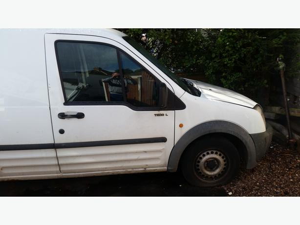 ford transit connect l200  l75