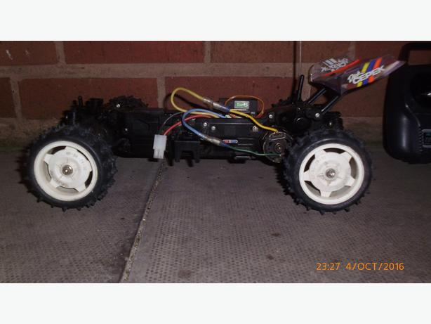 tamiya baja champ rc car