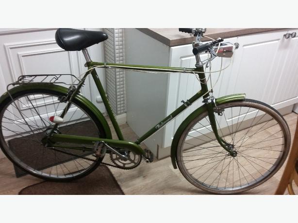Hercules Balmoral bike