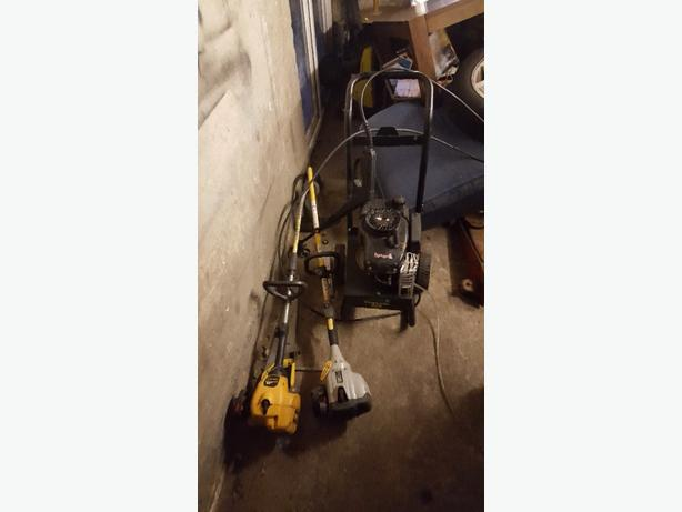 3 petrol tools