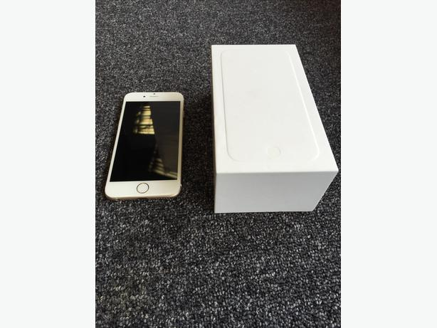 IPhone 6-16gb Unlocked To All Networks In Gold