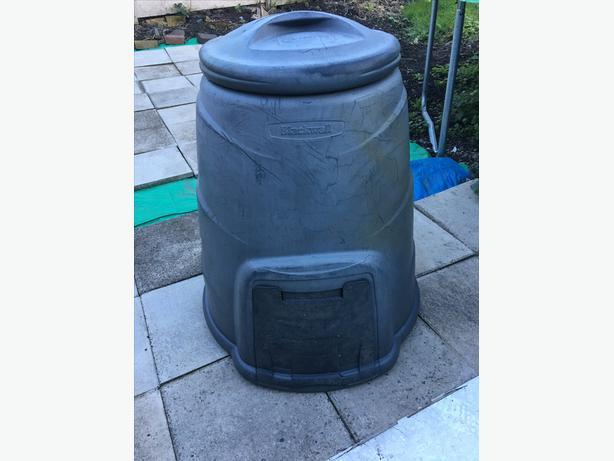 Big compost bin