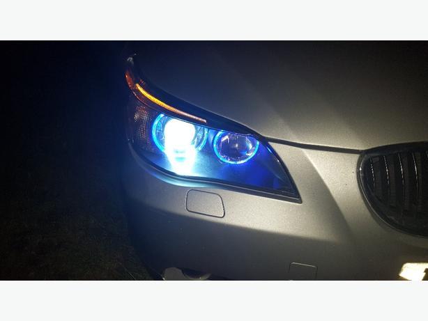 BMW e60 530d auto 2007