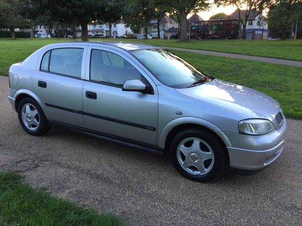 VAUXHALL ASTRA 1.8 AUTOMATIC **PART EXCHANGE AVAILABLE**