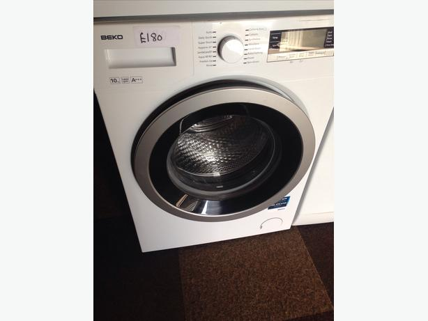 BEKO 10KG WASHING MACHINE0