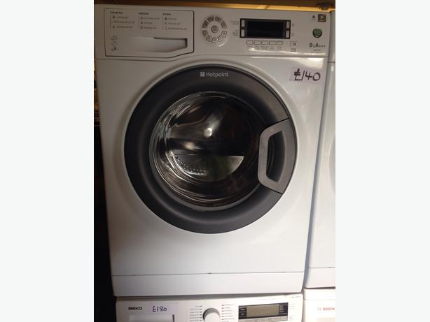 HOTPOINT 8KG A+++ WASHING MACHINE