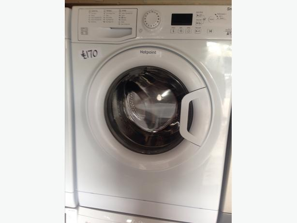 HOTPOINT 1-9KG SMART TECH WASHING MACHINE