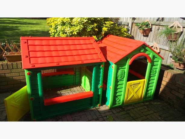 children's playhouse (2 available)
