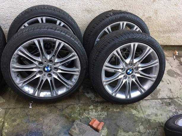 "Bmw mv2 alloy wheels 18"" can post part ex welcome"