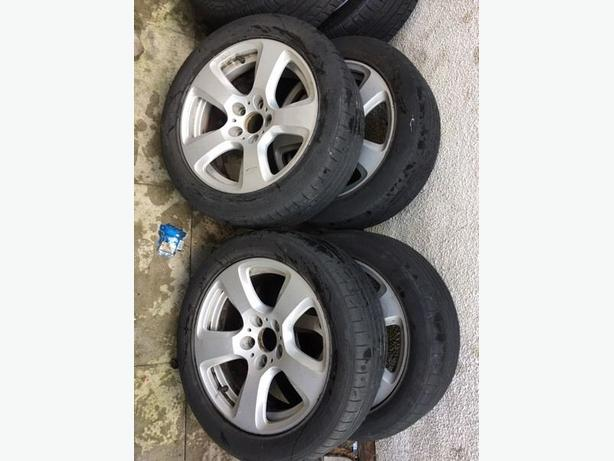 """Bmw 17"""" alloys can post part ex welcome"""