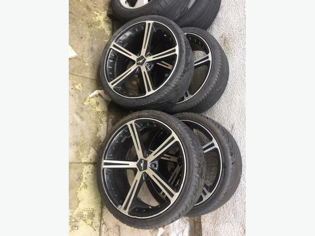 "Bmw 19"" ac schnitzer alloys can post can part ex"
