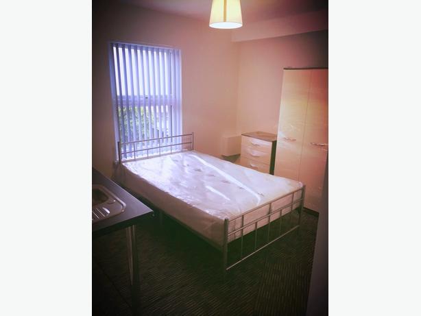 *SHARED ACCOM - 1 ROOM LEFT* En-Suite Rooms to Rent on Brettell Street, Dudley